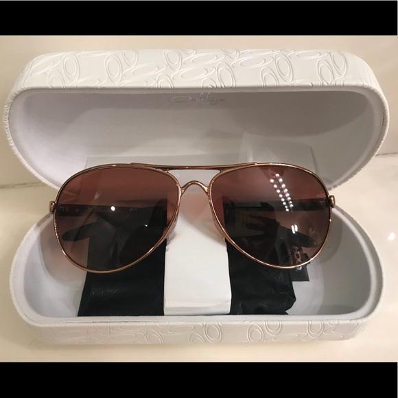 c14b71af0d Oakley Feedback Rose Gold w VR50 Brown Gradient. M 5b0ae36936b9def633b09973